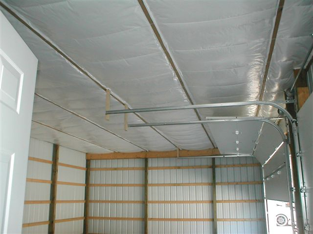 Warehouse Roof Insulation Amp Air Cell Retroshield